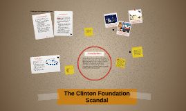 Copy of The Clinton Foundation