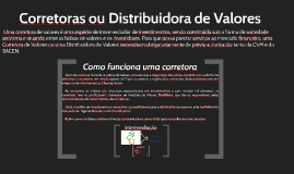 CPA 20 - Aula 09 - Corretoras de Distribuidoras de VM