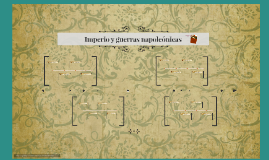 Imperio y guerras napoleónicas