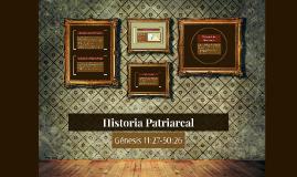Historia Patriarcal