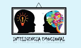 Copy of INTELIGENCIA EMOCIONAL