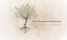 Tree of Environmental Education