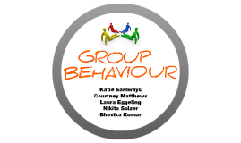 Copy of Group Behaviour