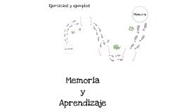 Memoria y Aprendzaje