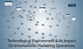 Copy of Copy of Technological Environment & Its Impact On International Marketing