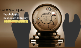 Psychological Responses to Injury