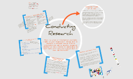 Copy of Copy of conducting research