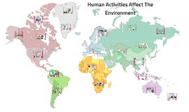 Copy of Human Activities Affect The Enviroment