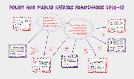 Policy and Public Affairs Framework 2015-18