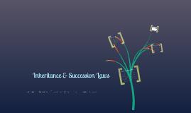 Inheritance & Succession Laws