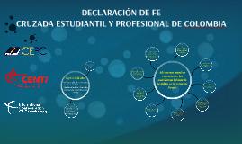 Copy of DECLARACIÓN DE FE CENTI