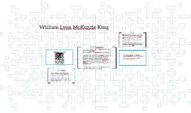 William Lyon McKenzie King