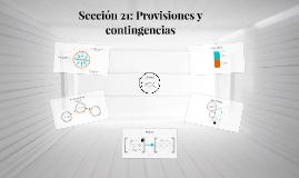 Sección 22: Pasivos y Patrimonio