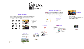 The Services & Programs of UAS