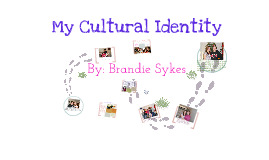 what is cultural identity pdf