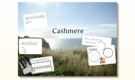 Copy of Cashmere