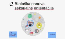 Copy of Copy of Biološka osnova seksualne orijentacije