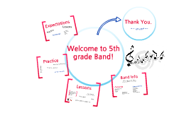 Welcome to Band!