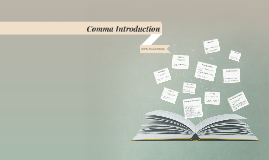 Comma Introduction