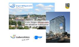 CaSper - Ausbildung beim Kreis Siegen-Wittgenstein