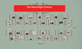 Elie Wiesel Night Timeline - EDIT
