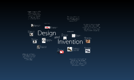 Design and Invention