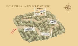 Copy of ESTRUCTURA BÁSICA DEL PROYECTO
