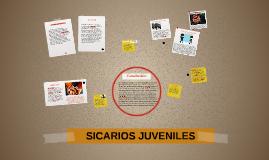 SICARIOS JUVENILES
