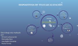 Copy of DISPOSITIVOS DE TELELOCALIZACIÓN