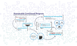 Sustainable Livelihood Program