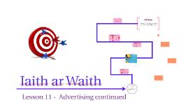 IAW 11 - Iechyd a Gofal