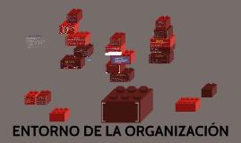 ENTORNO DE LA ORGANIZACIÓN