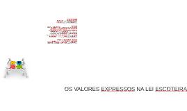 VALORES III - COM ÊNFASE NOS PRINCÍPIOS