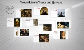 Romanticism in France and Germany