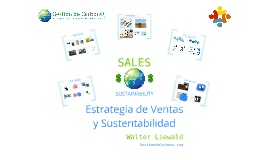 Sales and Sustainability