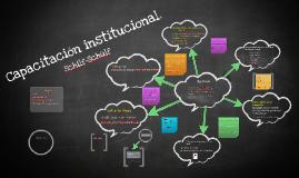 Copy of Capacitación institucional 2014