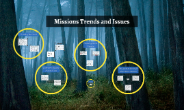 13-Missions Trends and Issues