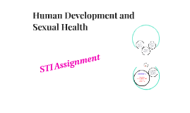 Copy of Human Development and Sexual Health