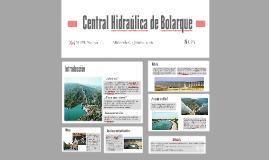 Central Hidraúlica de Bolarque