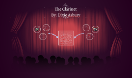 The Clarinet By: Dixie Asbury