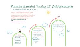 Developmental Tasks of Adolescence
