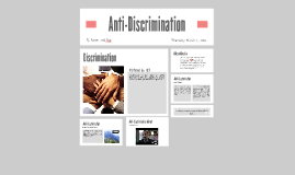 Copy of Anti-Discrimination