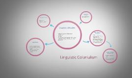 Linguistic Colonialism