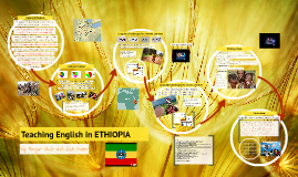 Teaching English in Ethiopia