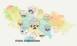 África subsaariana