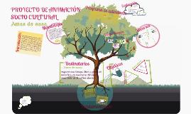 Copy of Proyecto de animación sociocultural para amas de casa