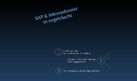 Inkopen via SAP en het Inkoopdossier