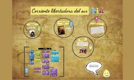 Copy of Corriente libertadora del sur