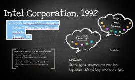 Copy of Intel Corporation, 1992