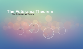 The Futurama Theorem